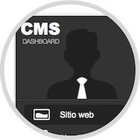 Diseño web, desarrollo web y página web con CMS