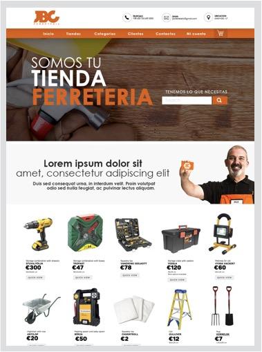 diseño web profesional, tiendas online a medida, posicionamiento web tiendas, diseño web profesional madrid, desarrollo tienda online