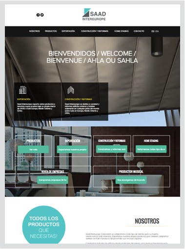 diseño web profesional, tiendas online a medida, posicionamiento web tiendas
