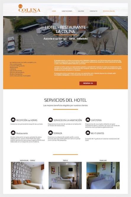 diseño web profesional, tiendas online